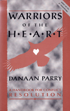 Photo of book Warriors of the Heart